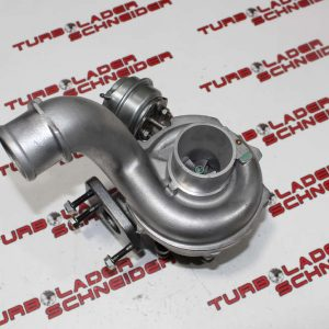 Turbolader Renault 2.2 dCi 110 Kw G9T712/G9T700