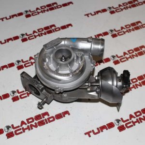 Turbolader Ford/Volvo 2.0 D/TDCi 81-103 Kw
