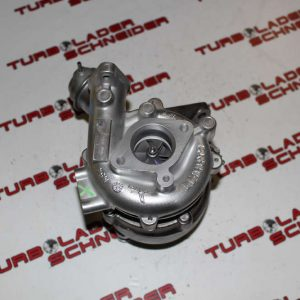 Turbolader Nissan 2.2 dCi/Di 84-100 Kw