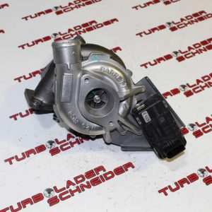 Turbolader Ford/Land Rover 2.4 TDCi/Td4 90-103 Kw