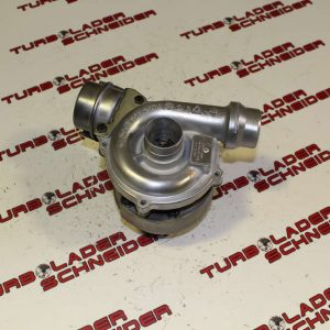 Turbolader Renault 1.5 dCi 74-81 Kw
