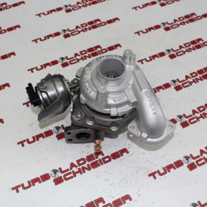 Turbolader Citroen/Ford/Mazda/Peugeot/Volvo 1.6 HDi/TDCi/CD/D2 70-85 Kw